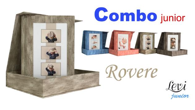 marchio: Levi Junior - prodotto: Combo Rovere